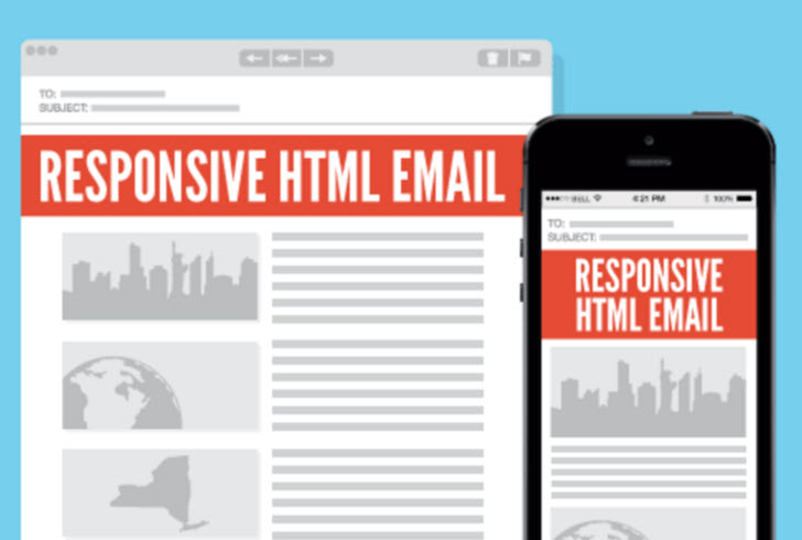 custom html email marketing for small business